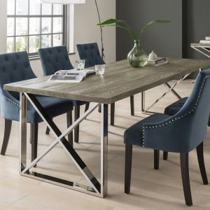 Vida Living Tephra 190cm Dining Table