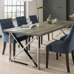 Vida Living Tephra 230cm Dining Table