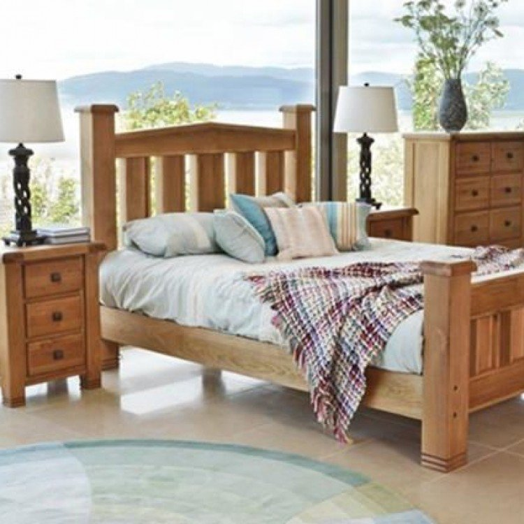 Vida Living York Oak Furniture