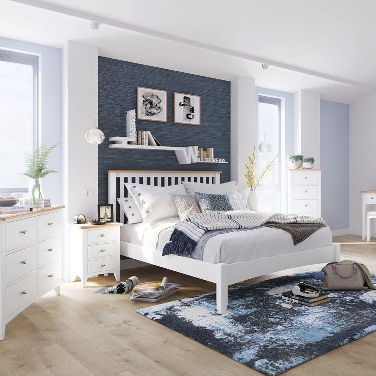 Galaxy White Painted Furniture