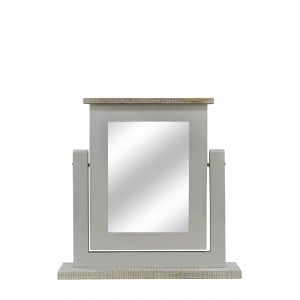 Ashen Painted Grey Range Dressing Table Mirror