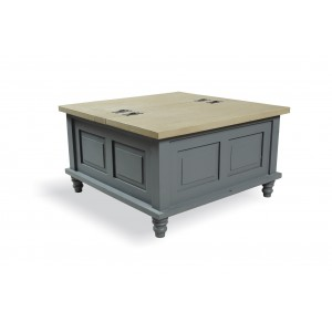 Tempest Painted Range Coffee Table