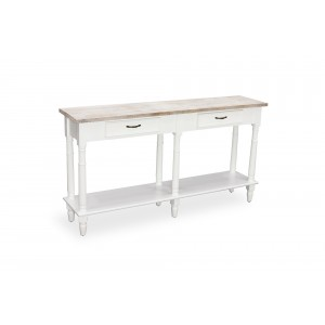 Albany Painted Range 2 Drawer Console Table