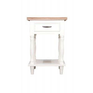 Albany Painted Range Tall Side Table