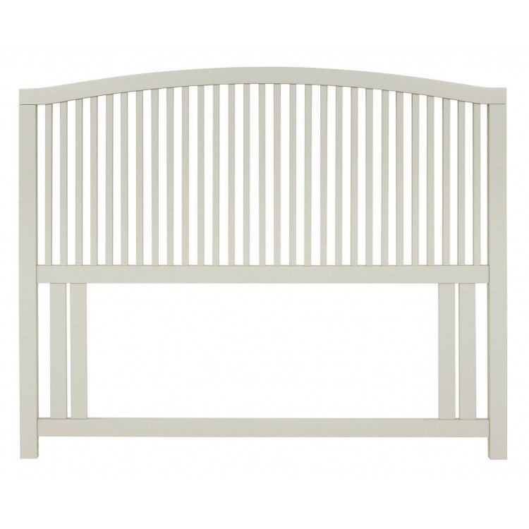 Ashby Cotton Painted Furniture Slatted Headboard 5ft