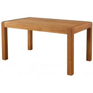 Avon Oak Furniture Fixed Top Dining Table 150 x 90