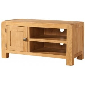 Avon Oak Furniture Standard TV Unit