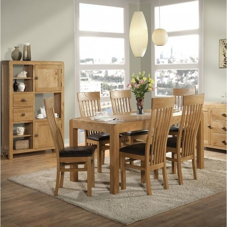 Avon Oak Furniture Collection