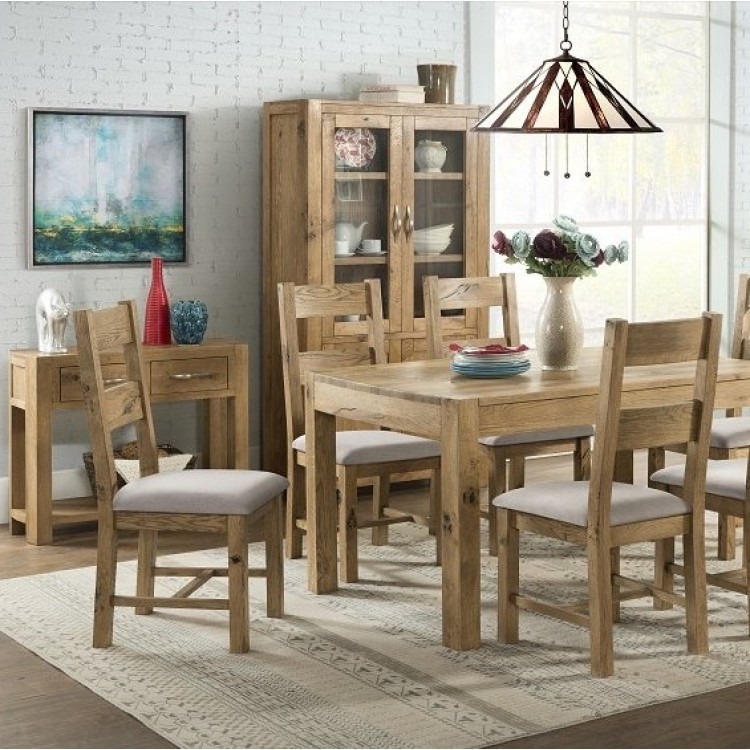 Como Oak Furniture Collection