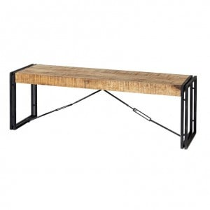 Cosmo Industrial Furniture Bench