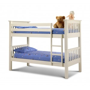 Julian Bowen Furniture Barcelona Bunk Bed