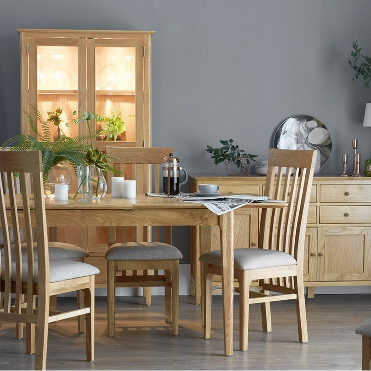 Bergen Oak Furniture Range