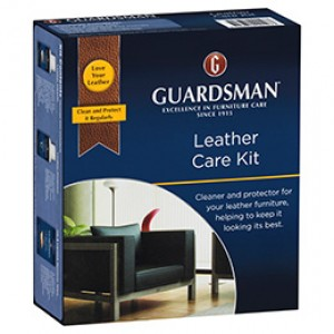 Guardsman Deluxe Leather Furniture Care Kit
