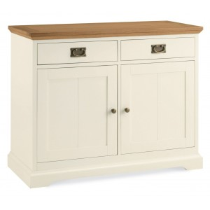 Bentley Designs Provence Painted Oak Furniture Narrow Sideboard