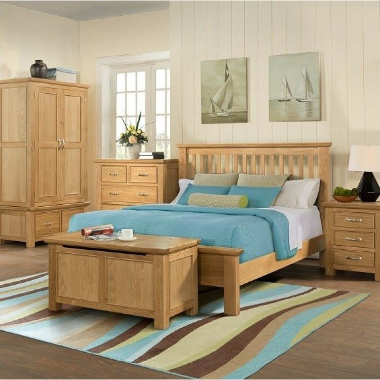 Siena Oak Furniture Collection