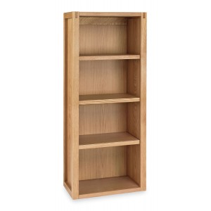 Bentley Designs Studio Oak Furniture Narrow Top Unit